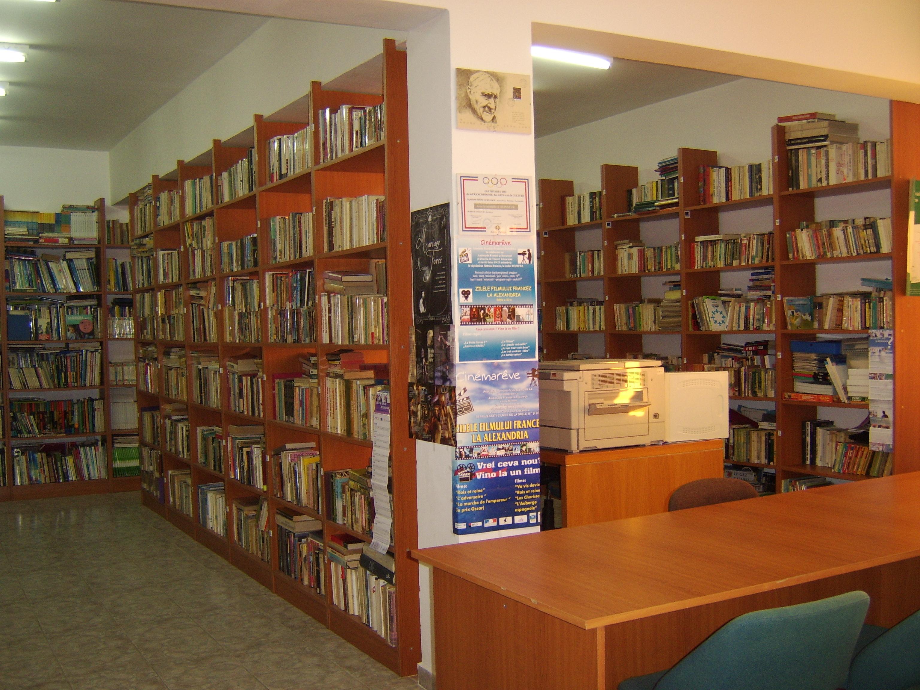 Biblioteca ROMFRA