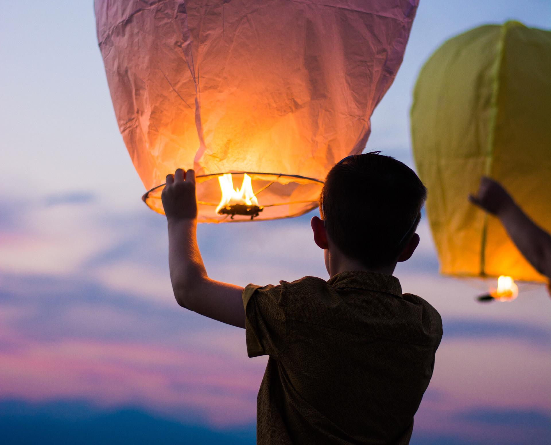 Lanterne chinezești