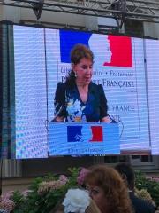 Fêter le 14 juillet a L'Ambassade de France en Roumanie