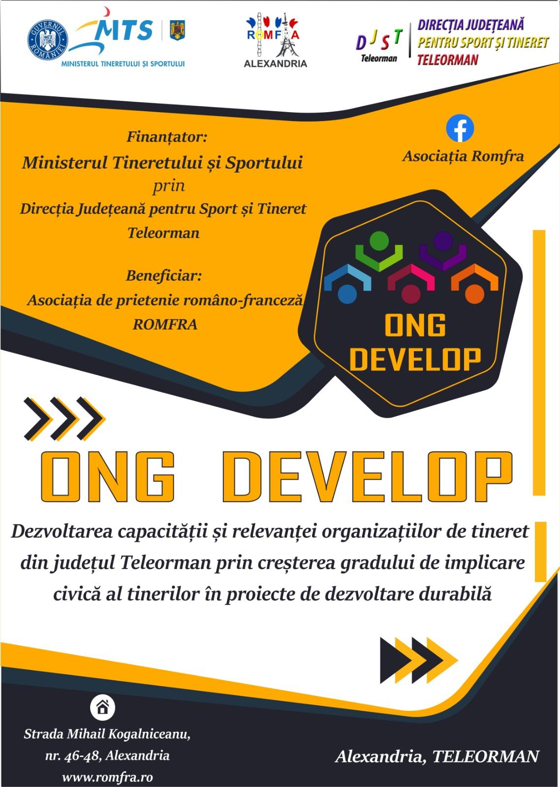 ONG Develop
