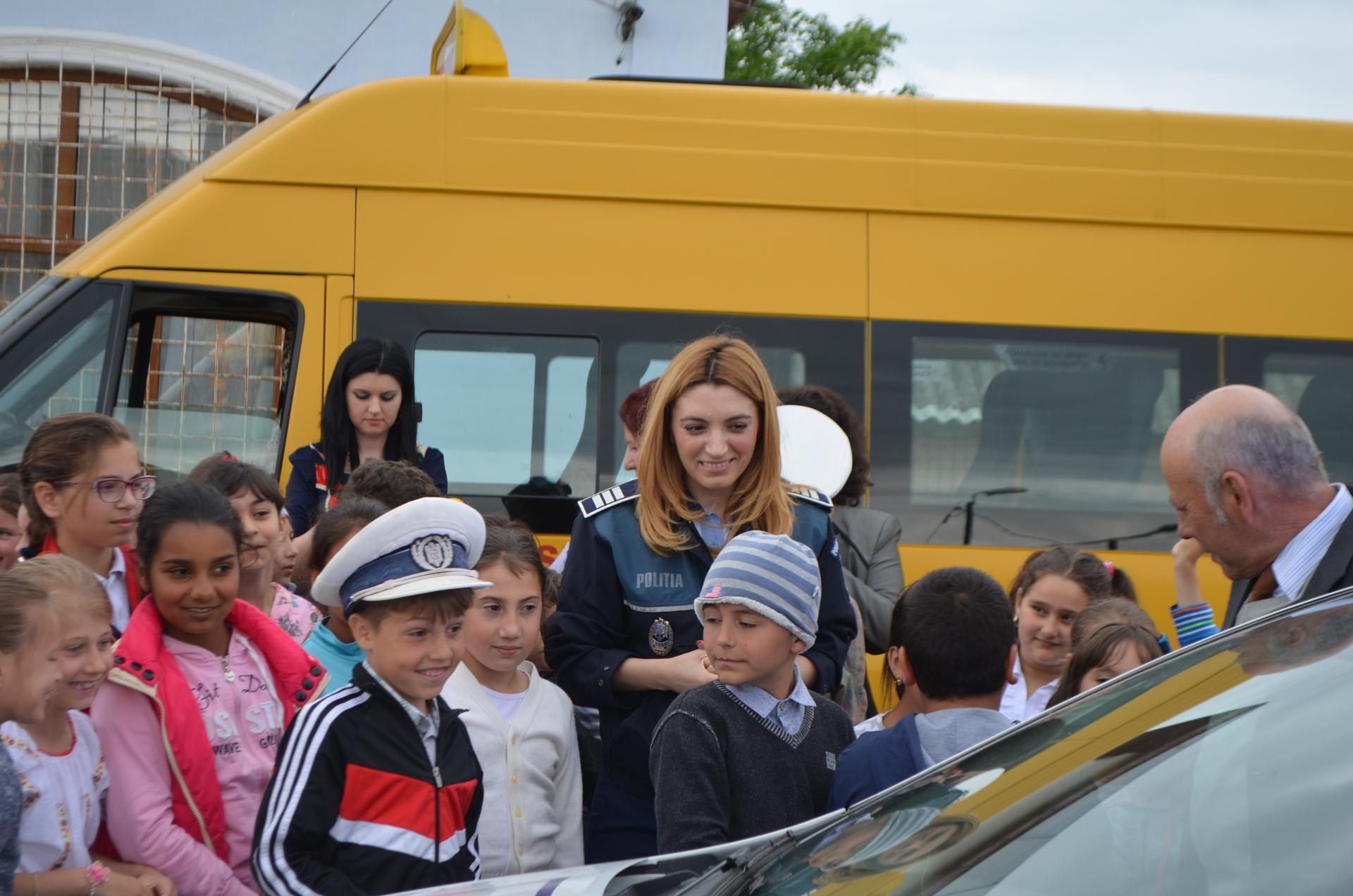 640 elevi din comunele Blejești și Cosmești, Teleorman, au învățat cum să acționeze împreună pentru un viitor verde și sigur