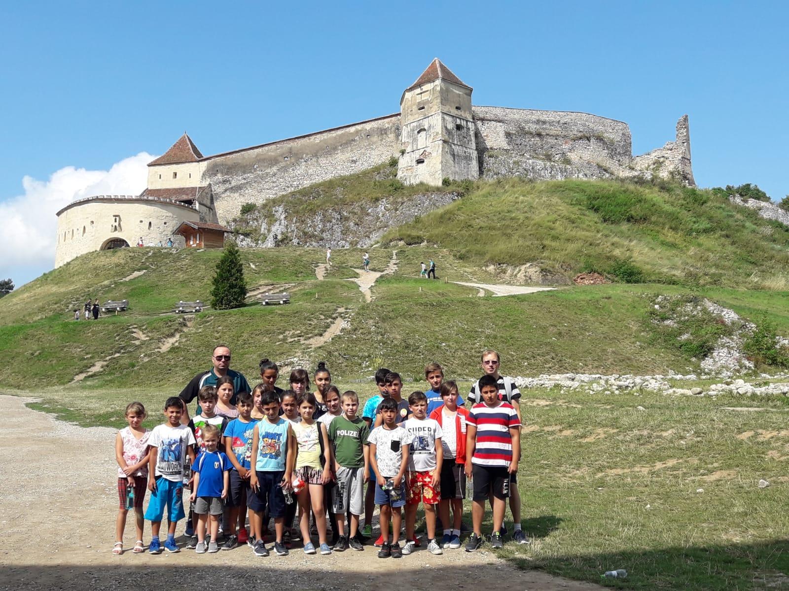 Tabără 2019 - Cetatea Râșnov