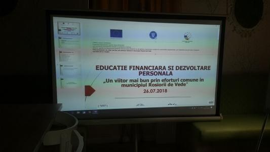 Educație financiară și dezvoltare personală