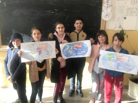 Proiect educativ - științe
